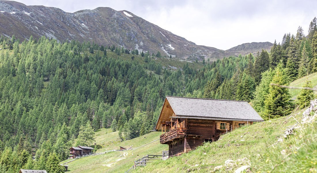 Fabulous holidays in an alpine hut